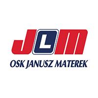 logo Ośrodek Szkolenia Kierowców Janusz Materek